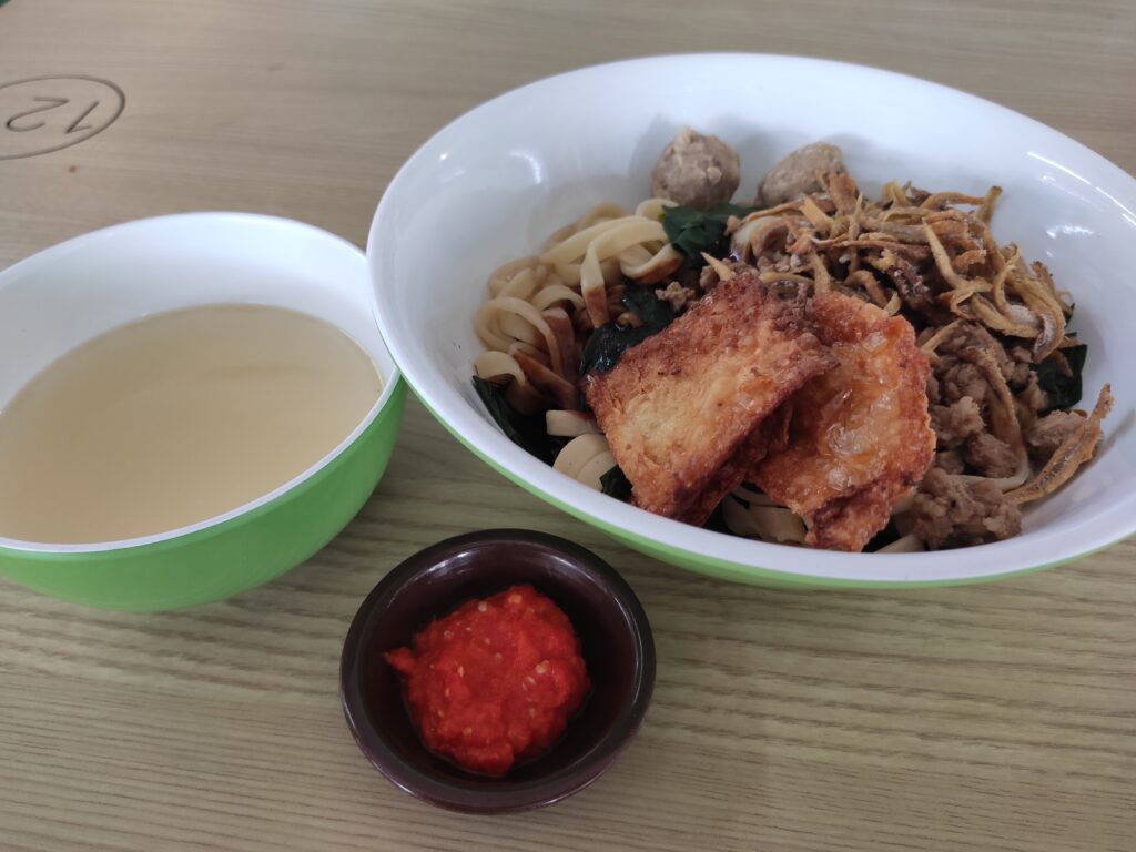 Kung Fu Noodles: Banmian with Soup