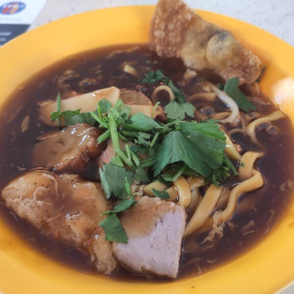Review: Tiong Bahru Lor Mee (Singapore)
