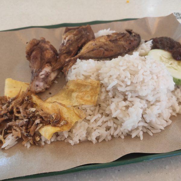 Review: 132 Tiong Bahru Nasi Lemak (Singapore)