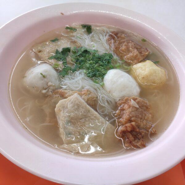 Review: 181 Yong Tau Fu (Singapore)