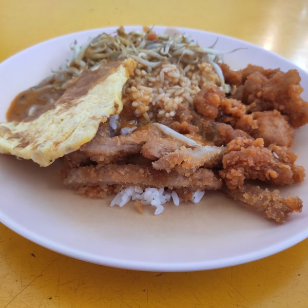 Review: 22 Curry Rice (Singapore)
