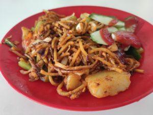 86 Indian Vegetarian: Mee Goreng