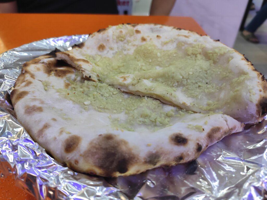 ABC Food Corner: Garlic Naan