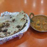 ABC Food Corner: Tandoori Prata & Aloo Masala