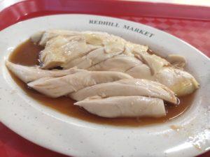 Ah Liong's Ultimate Kampong Chicken Rice: Chicken
