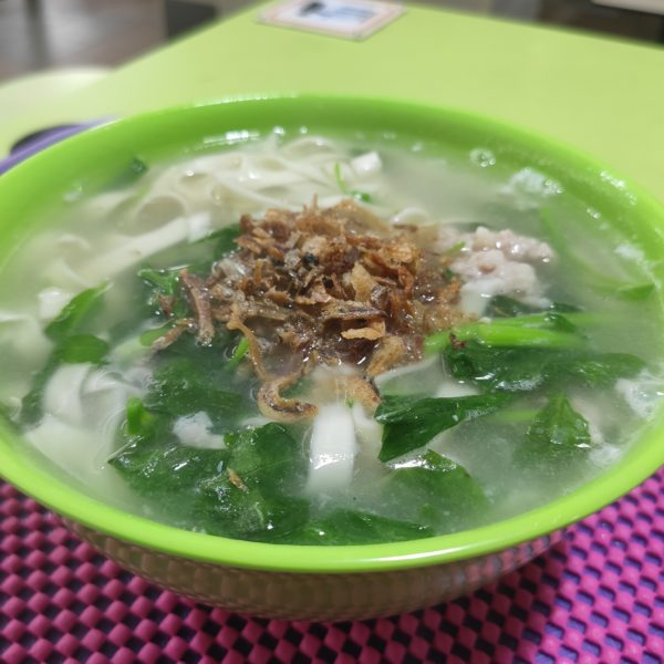 Review: Ah Mei Handmade Noodle (Singapore)