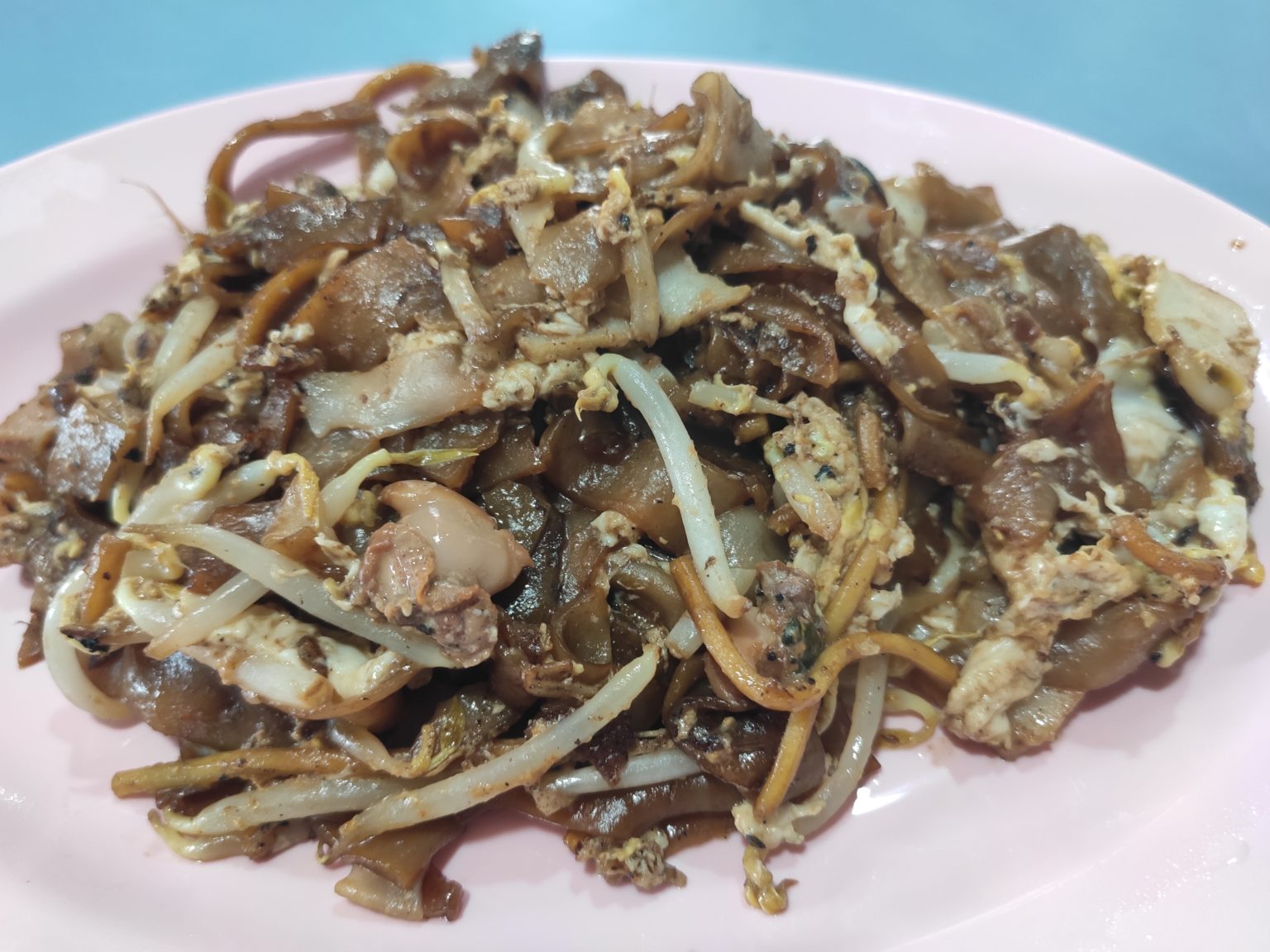 Review: Amoy Street Fried Kway Teow (Singapore)