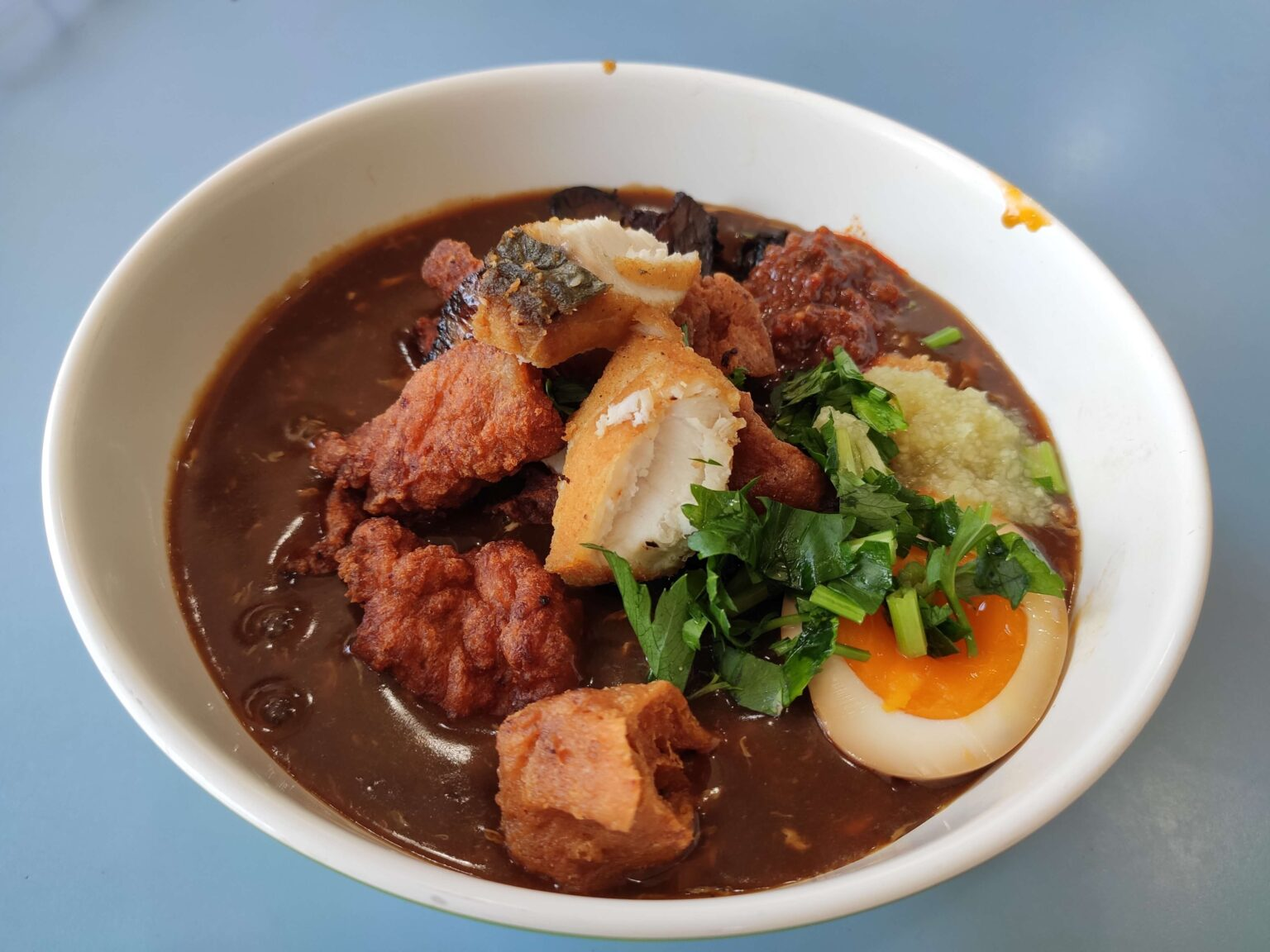 Review: Amoy Street Lor Mee (Singapore)