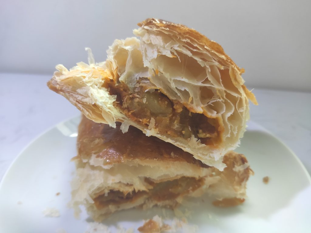Anas Bakery: Curry Puff Filling