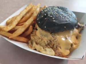 Ashes Burnnit: Ashes Smash Cheese Burger Ramly Style Version 2