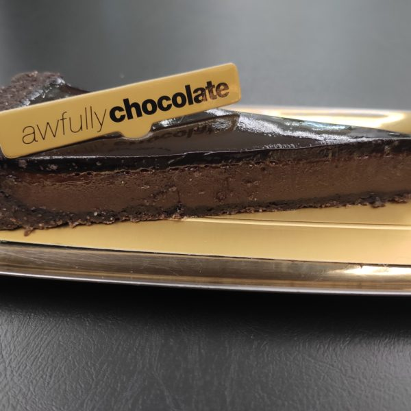 Review: Awfully Chocolate Cafe (Singapore)