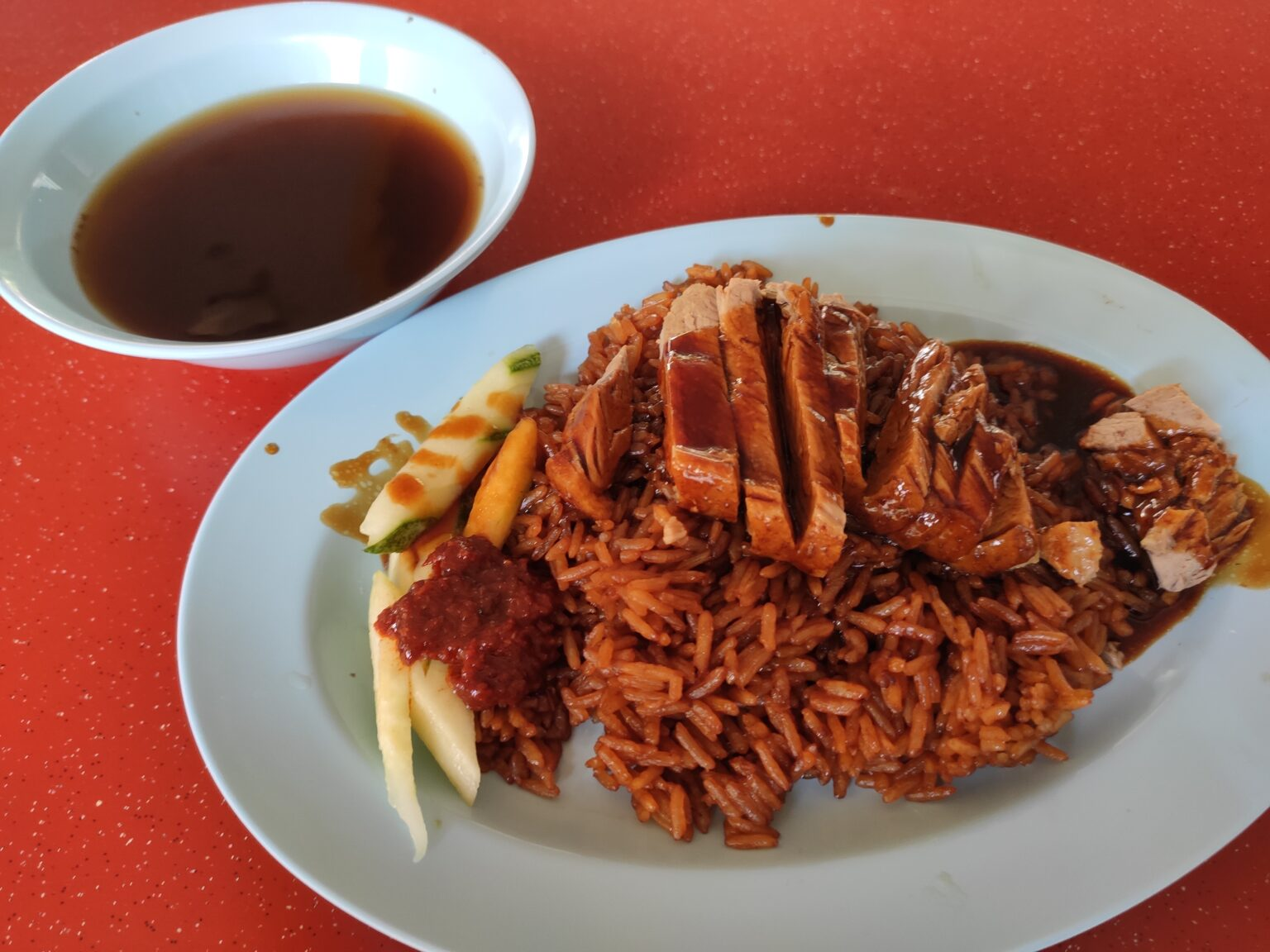Review: Boon Tong Kee Kway Chap Braised Duck (Singapore)