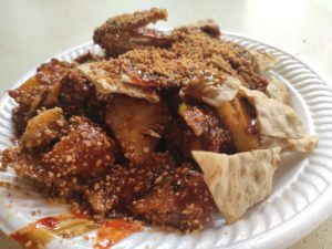 Brothers Rojak: Rojak with Cod Fish