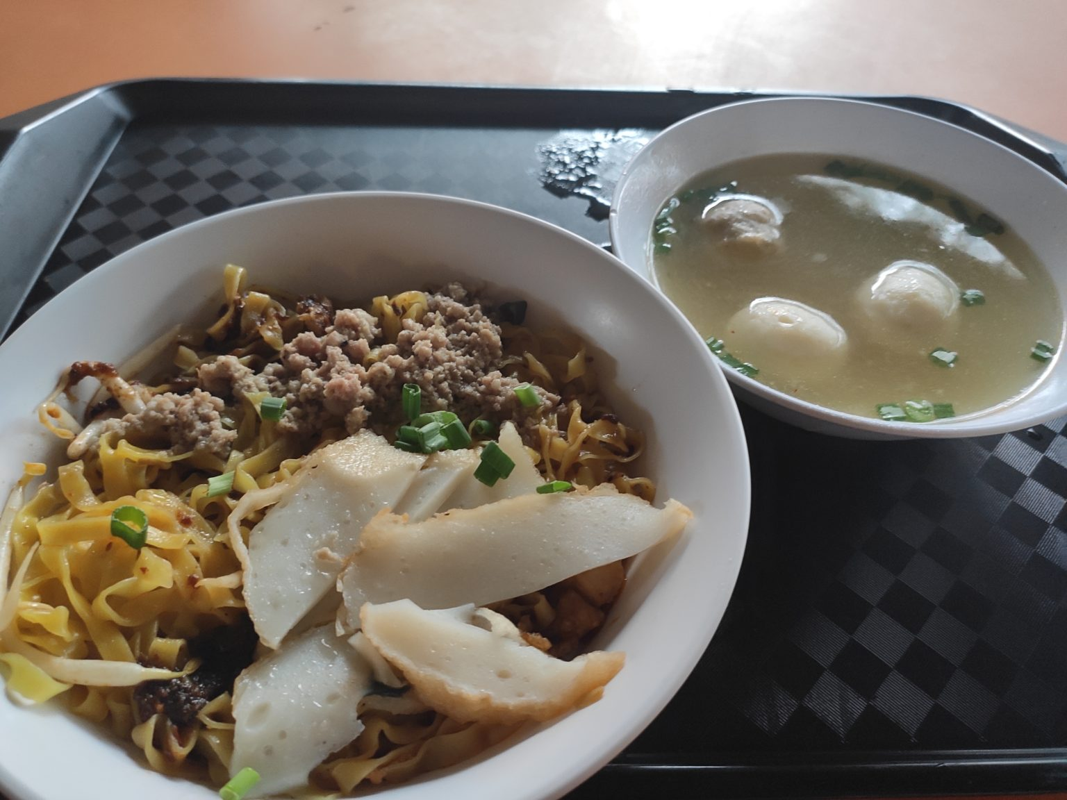 Review: Bukit Merah View Fishball Minced Meat Noodle (Singapore)