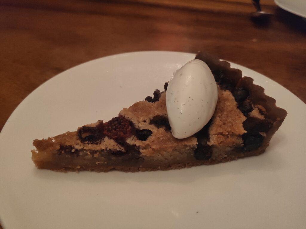 Burnt Ends: Berry Tart