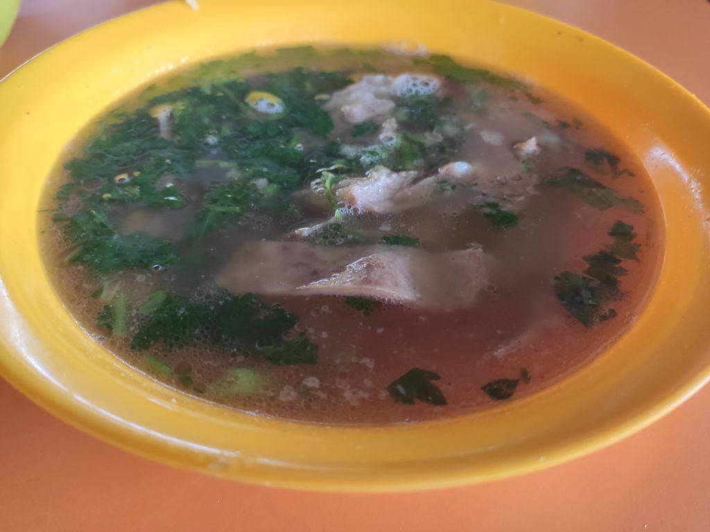 Chai Chuan Tou Yang Rou Tang: Mutton Meat