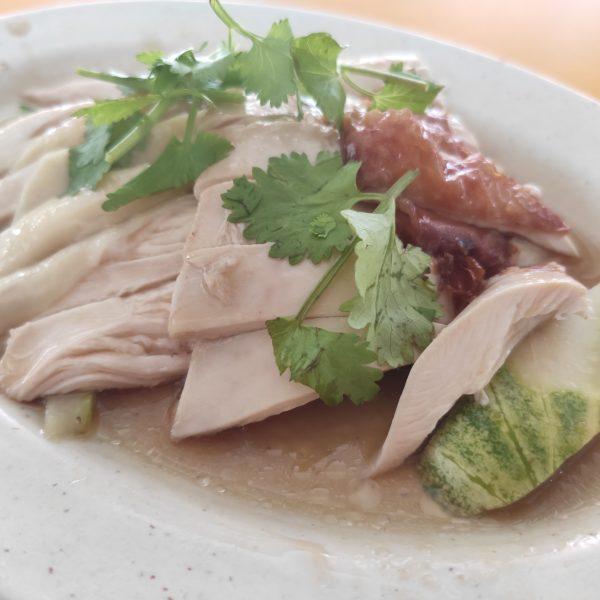 Review: Chen Ji Hainanese Chicken Rice (Singapore)