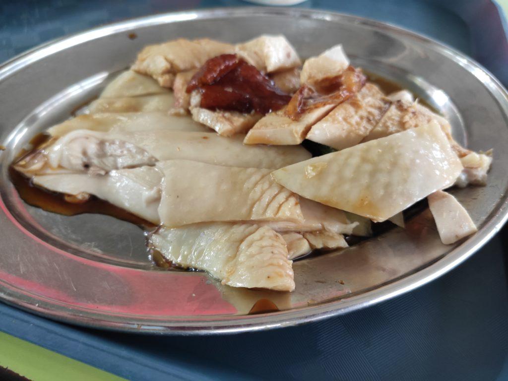 Chicken Head Chicken Rice: Hainanese Chicken & Roast Chicken