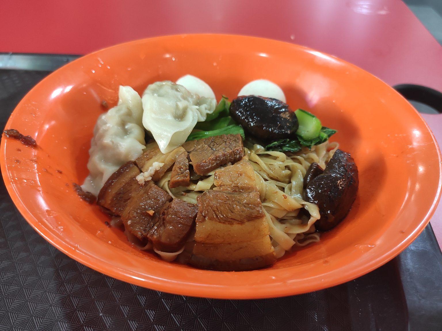 Review: Chun Seng Noodle House (Singapore)