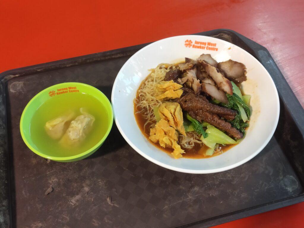 Dong Dong Wanton Noodles: Signature Noodles with Soup