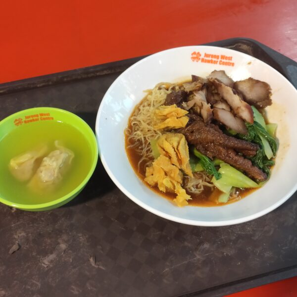 Review: Dong Dong Wanton Noodles (Singapore)