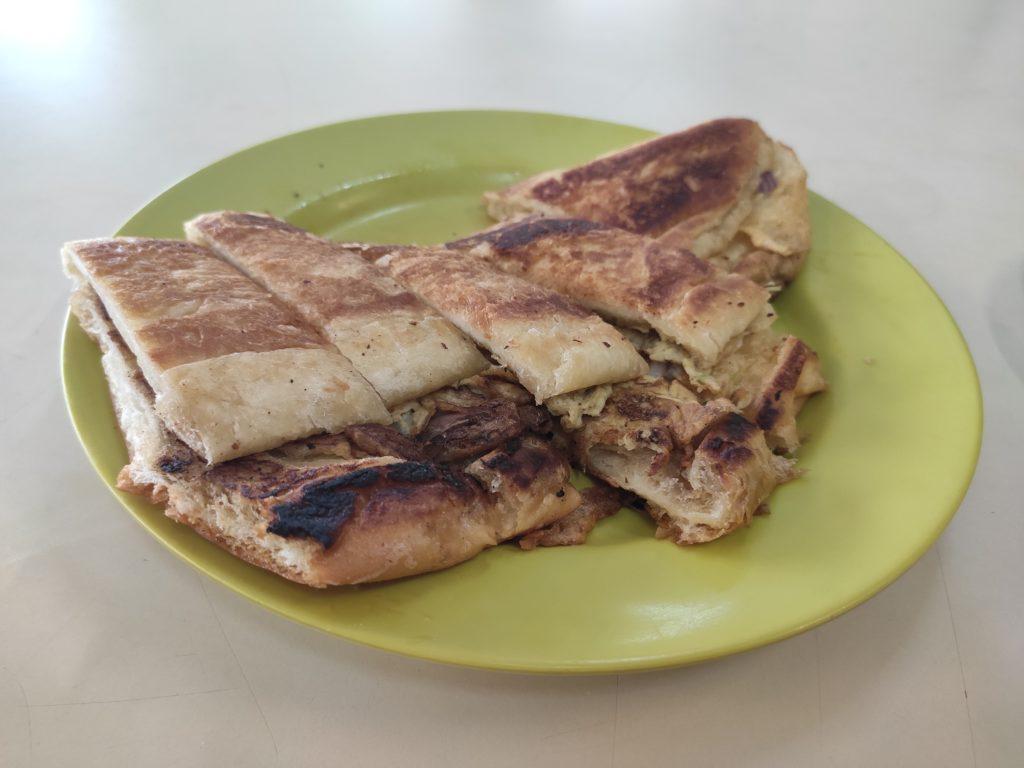 Farok Nisa Family Food: Roti John