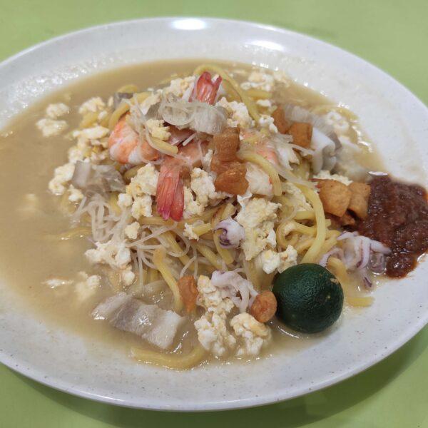 Review: Fried Hokkien Mee – Tanjong Pagar Plaza Food Centre (Singapore)