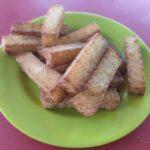 Fu Yuan Vegetarian Fried Carrot Cake: Fried Carrot Cake Sticks