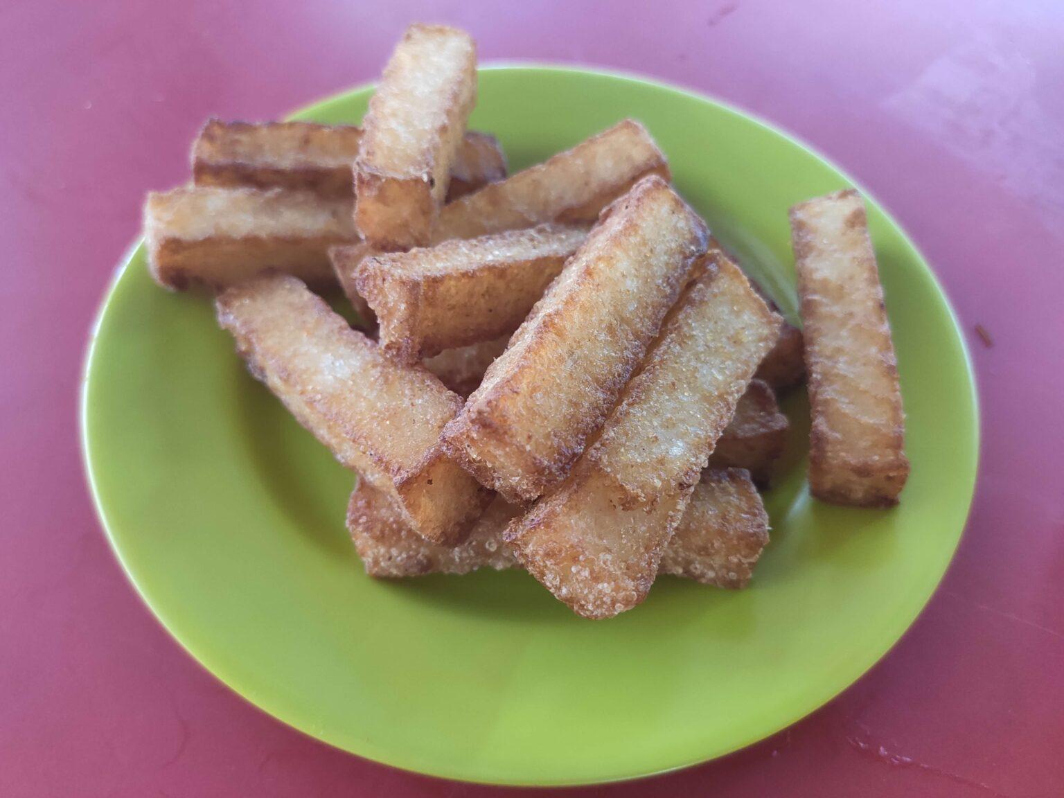 Review: Fu Yuan Vegetarian Fried Carrot Cake (Singapore)