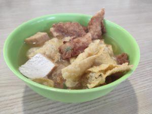 Guan Huat Yong Tau Foo: Yong Tau Foo Soup with Noodles