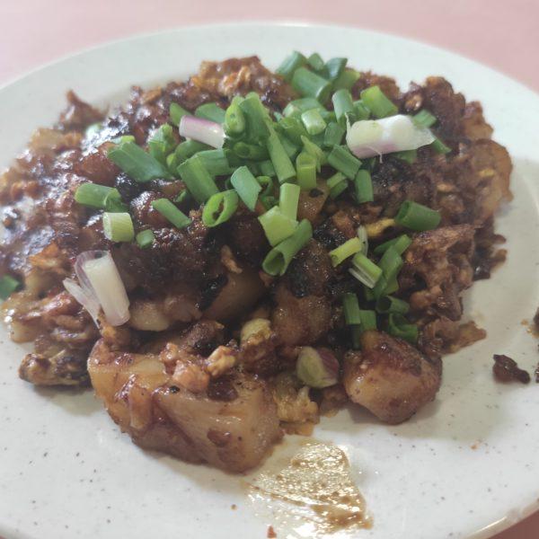Review: Guan Seng Carrot Cake (Singapore)