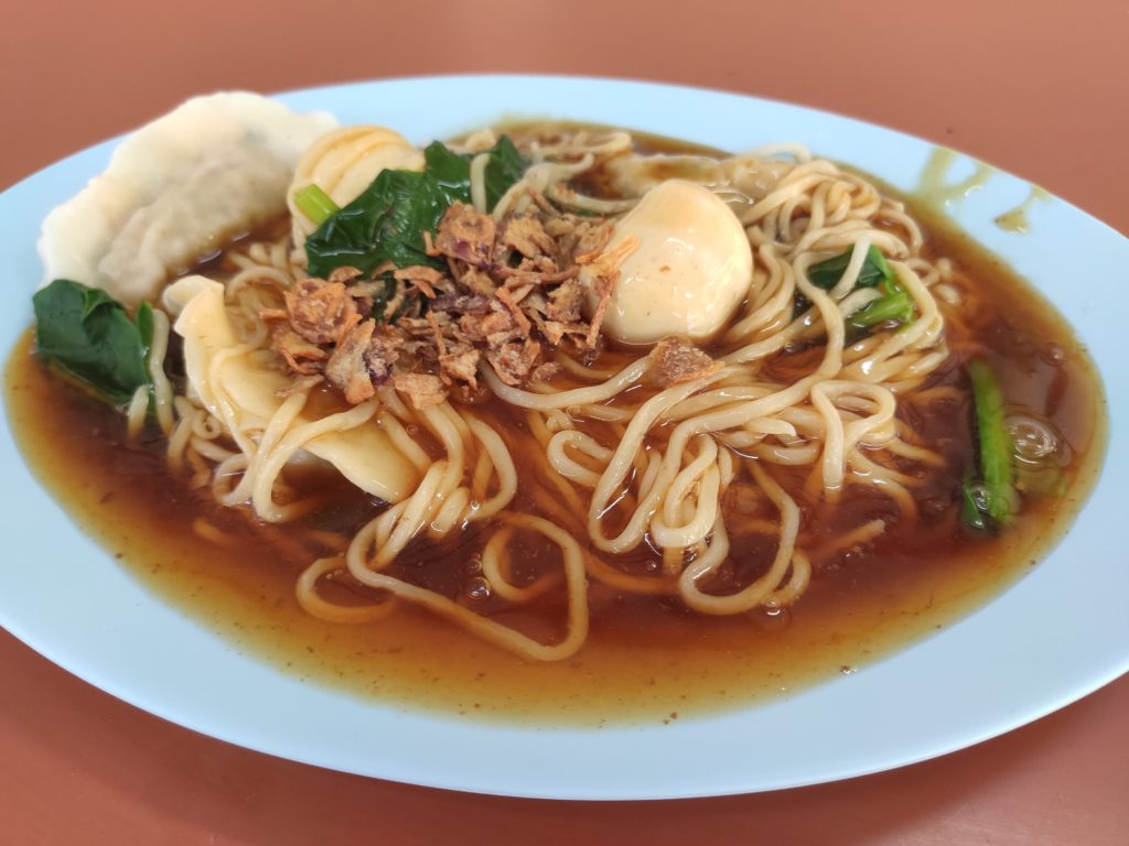 Hai Chun Ban Mian: Fuzhou Noodle
