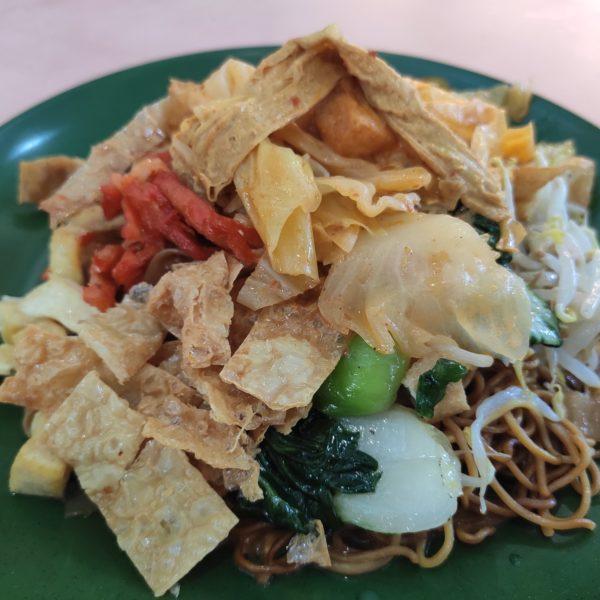 Review: Healthy Vegetarian Food (Singapore)