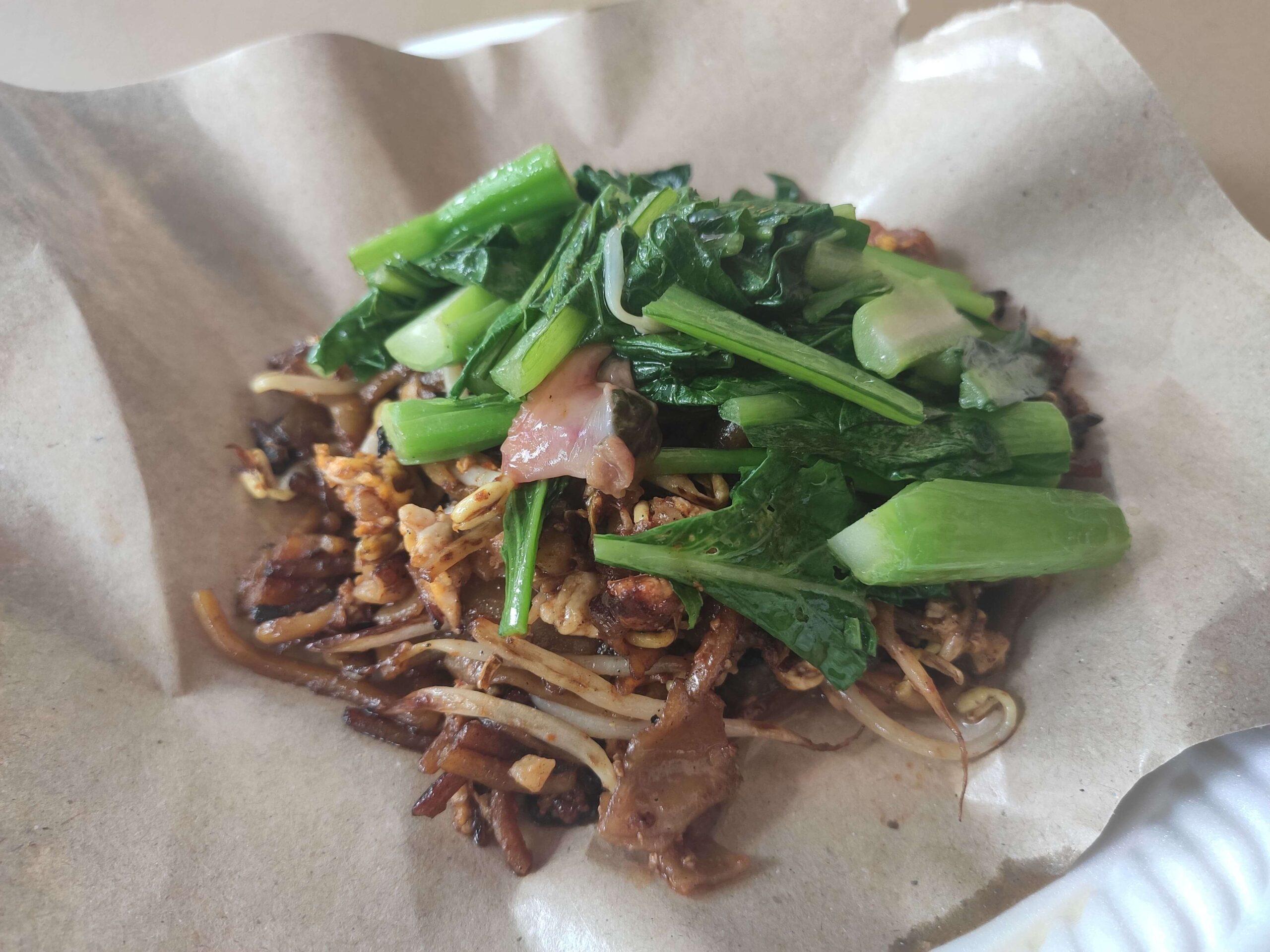 Heng Huat Fried Kway Tiao: Fried Kway Teow