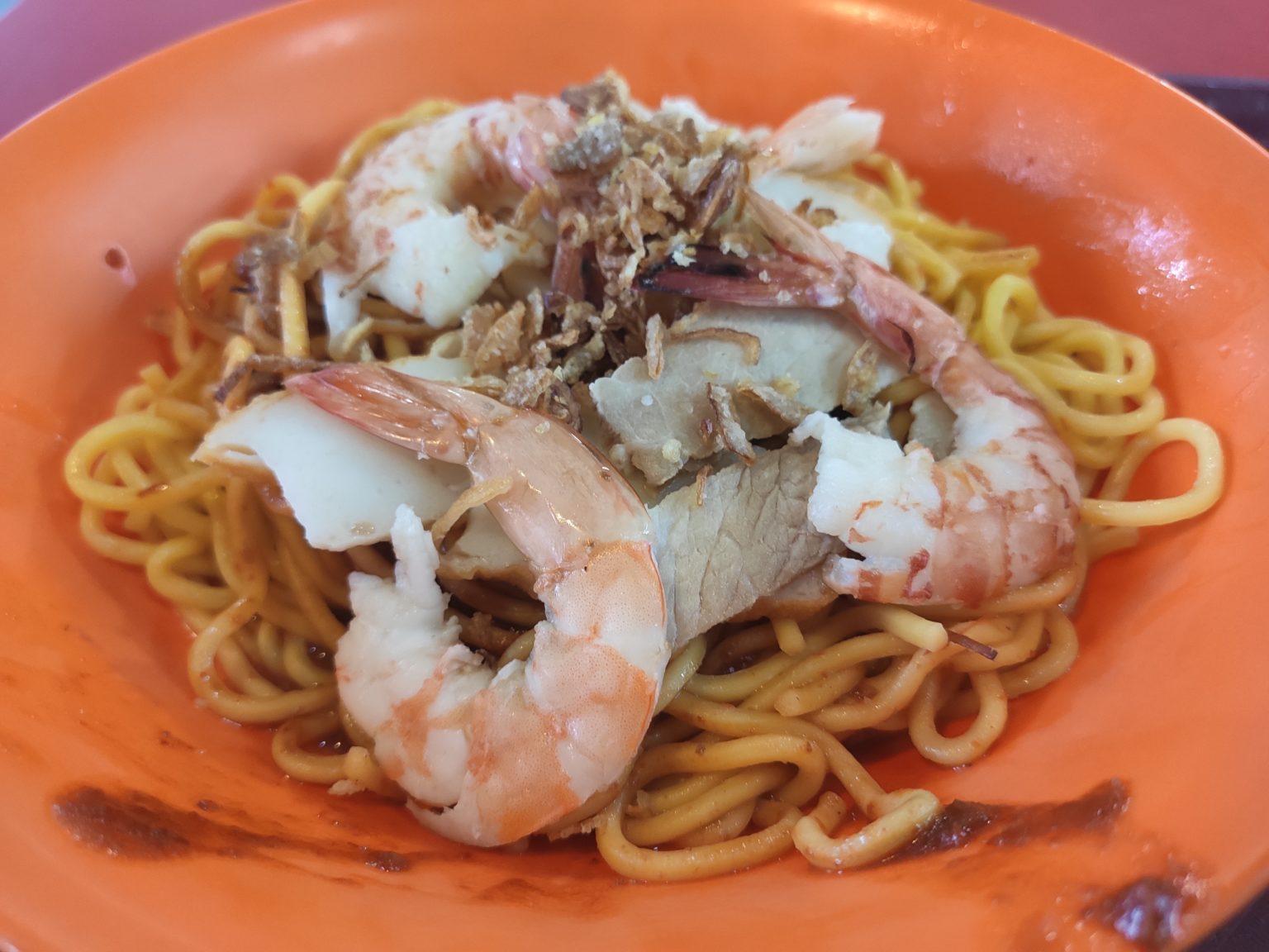 Review: Hock Ann Prawn Noodle Lor Mee (Singapore)