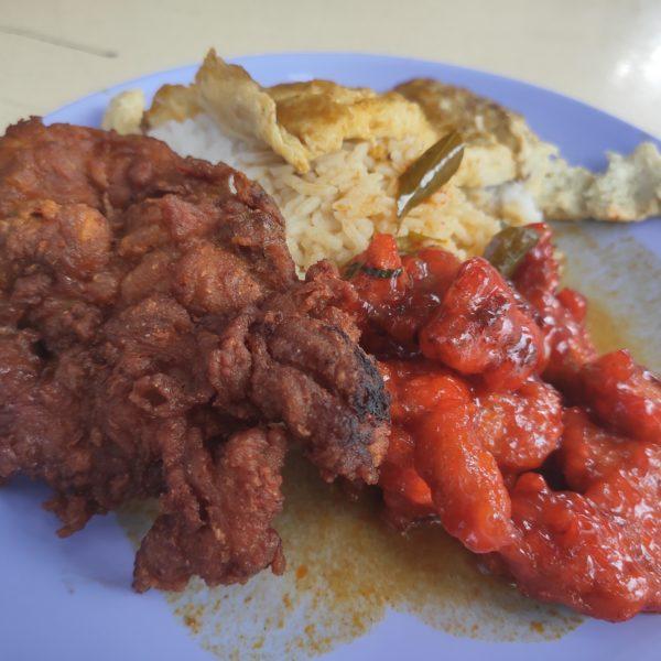 Review: Hong Xin Teochew Porridge Rice (Singapore)