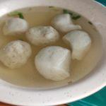 Hong Xing Handmade Fishball & Meatball Noodle: Fishball & Meatballs
