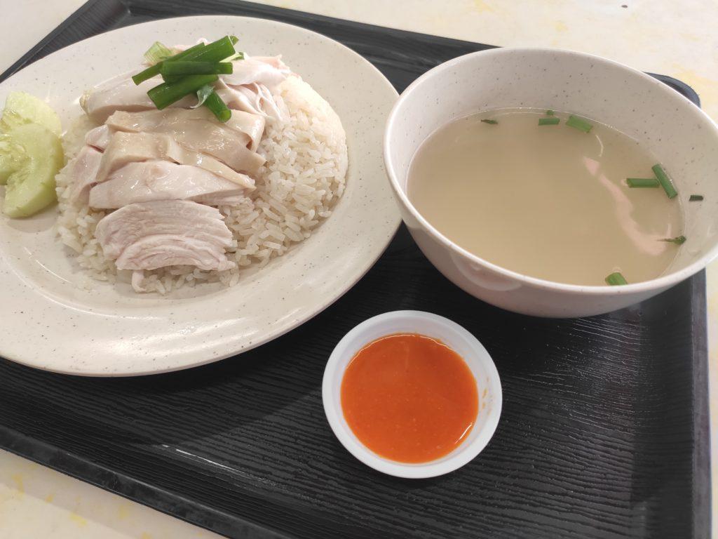 Hua Kee Chicken Rice Set