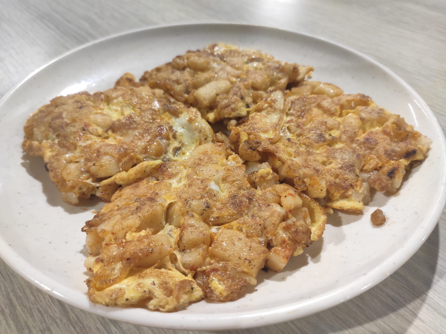 Review: Hua Li Fried Carrot Cake (Singapore)