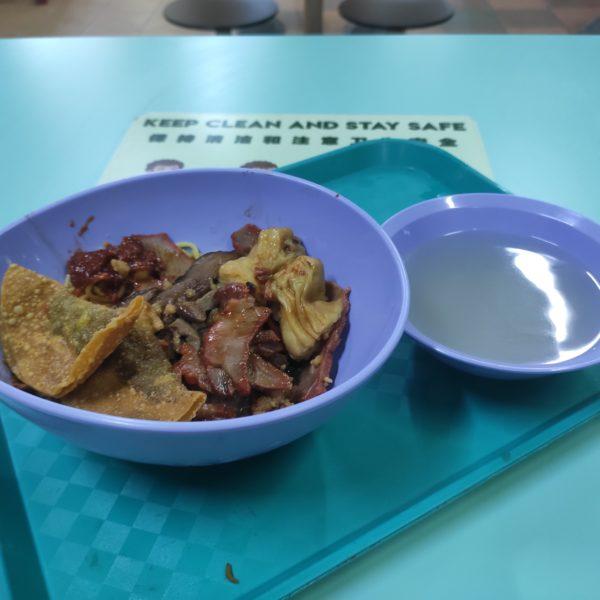 Review: Ji Ji Noodle House (Singapore)