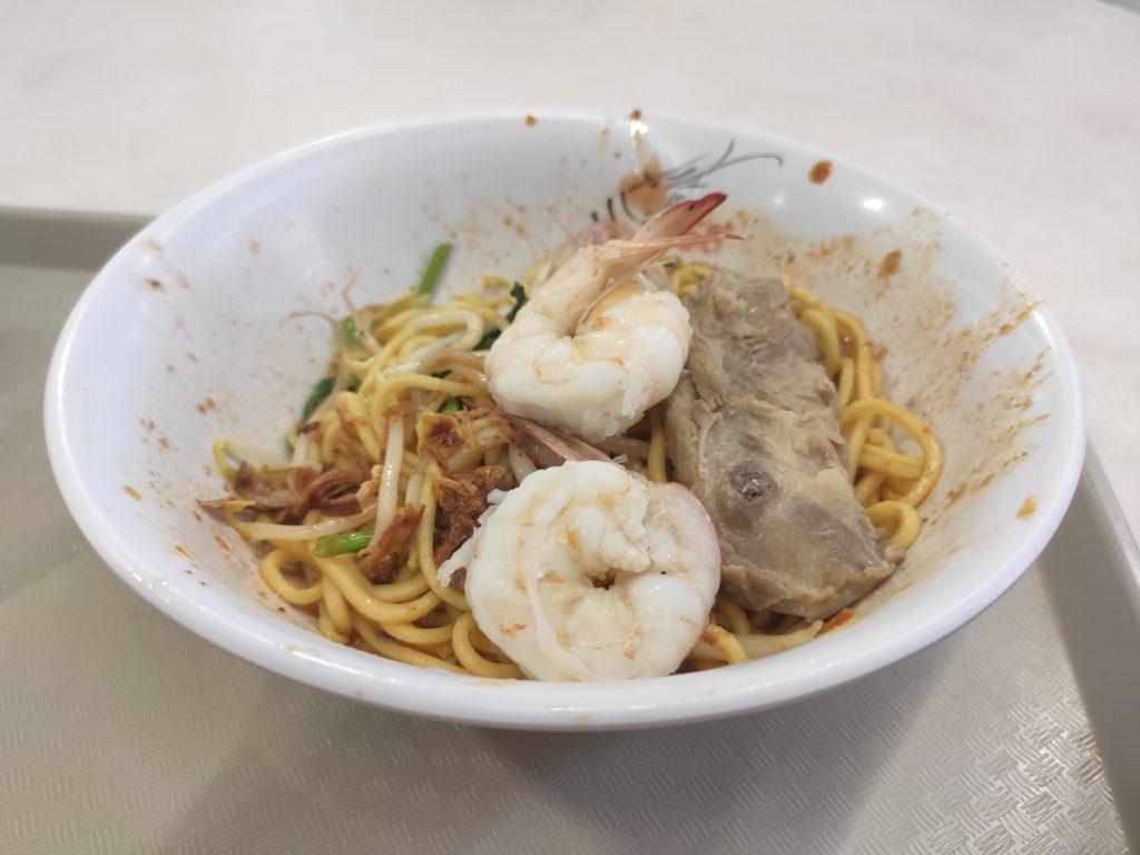 Khoon Kee Tasty Prawn Mee: Prawn Noodles