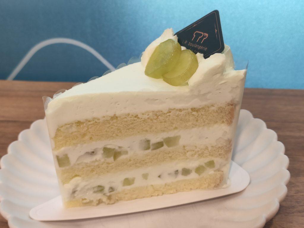 LR Boulangerie: Grape Cake