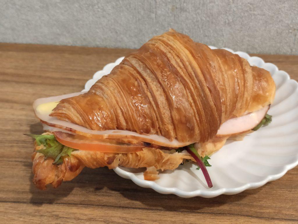 LR Boulangerie: Ham & Cheese Croissant