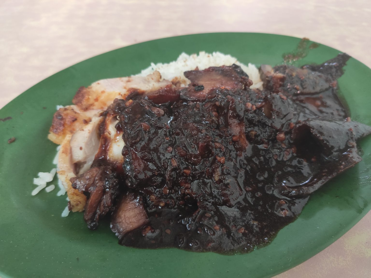 Review: Lau Phua Chay Authentic Roasted Delicacies (Singapore)