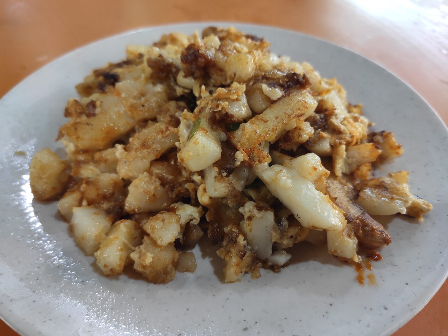 Review: Lee Shan Carrot Cake (Singapore)