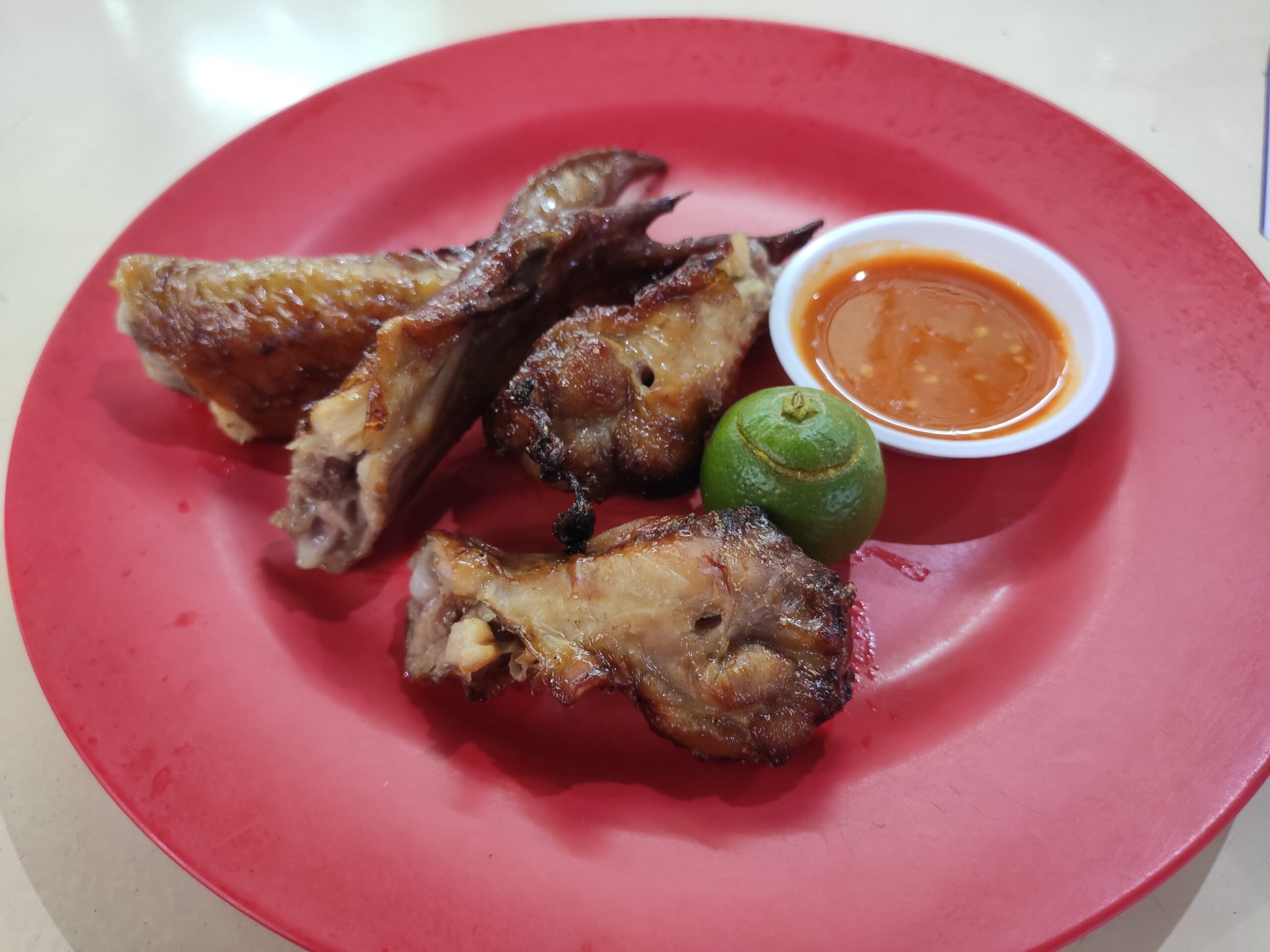 Leng Kee BBQ Chicken Wings