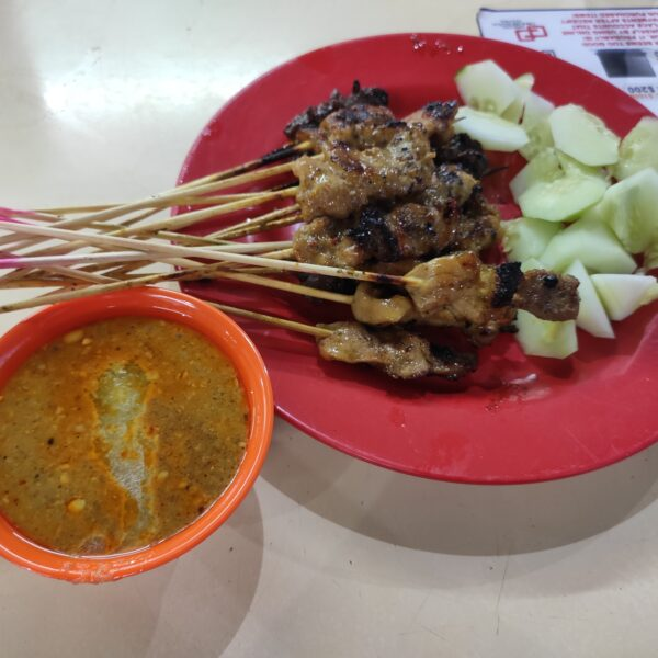 Review: Leng Kee Satay Fried Oyster (Singapore)