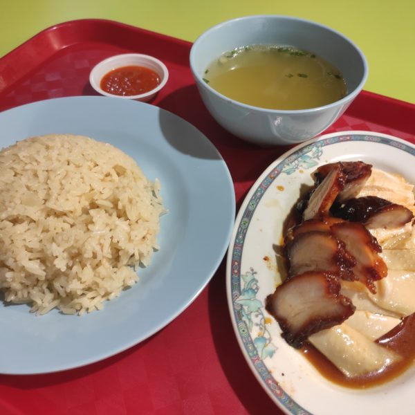 Review: Leong Yeow Famous Waterloo St Chicken Rice (Singapore)