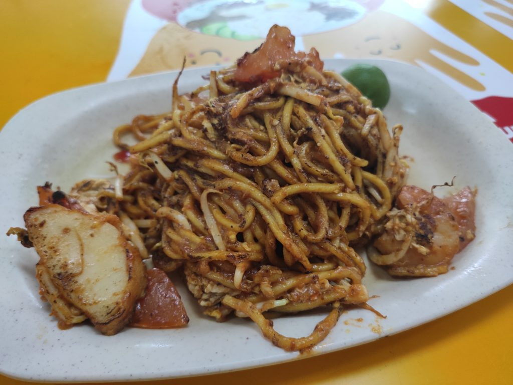 Lian Sheng Food Stall: Mee Goreng