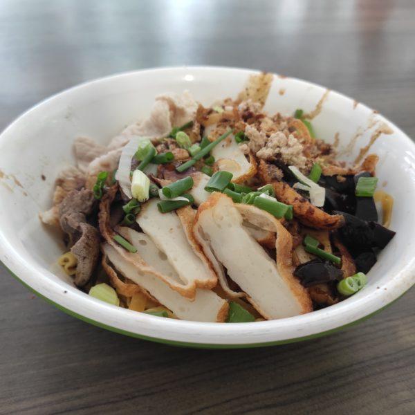 Review: Liang Seng Mushroom Minced Meat Noodle (Singapore)